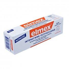 Elmex Pasta do zębów Intesywnie oczyszczająca 50ml