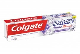 Colgate Pasta do zębów Max White Shine  125ml