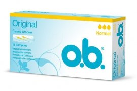 O.B.Original Normal tampony 16szt x 6 (5+1gr)