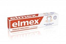 Elmex Pasta do zębów Przeciw próchnicy z aminofluorkiem  75ml