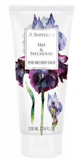 Allvernum Iris & Patchouli Balsam do ciała perfumowany  200ml
