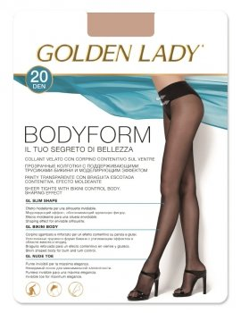068023eaf6d 2-s 3-m 4-l · Rajstopy Golden Lady Bodyform 20 den