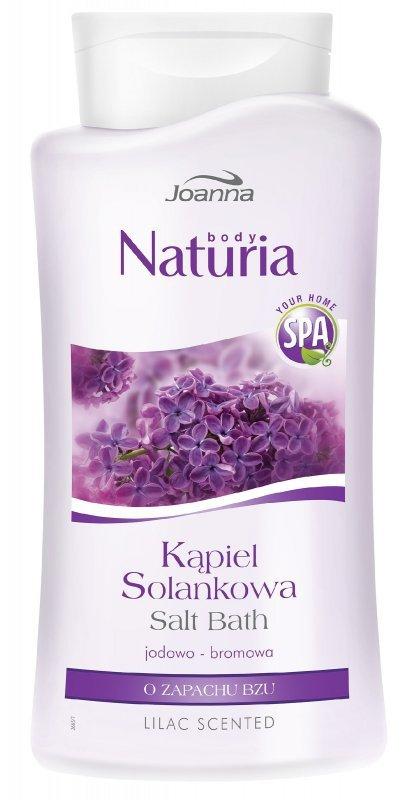 Joanna Naturia Body Spa Kąpiel solankowa Bez 500 ml