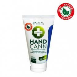 Krem z konopi do rąk z enzymem HandCann 75 ml
