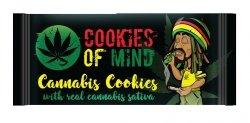 Ciasteczka Konopne Cookies of Mind 35 g