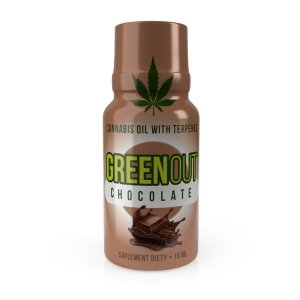 Green Out Relax Chocolate – Ekstrakt Premium 200mg