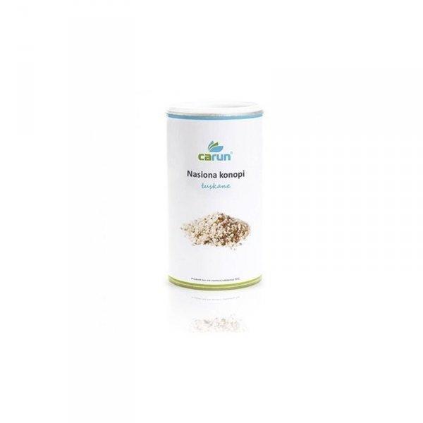 Konopne nasiona łuskane 500 g