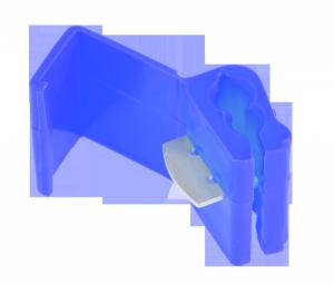 Szybkozłącze do kabli typ: złącze-2.5 niebieskie KX04