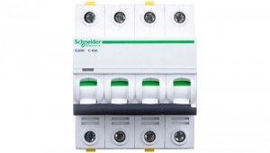 Wyłącznik nadprądowy 4P C 40A 6kA AC iC60N-C40-4 A9F04440