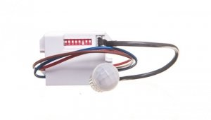 Czujnik ruchu 800W 360 stopni z zewnętrznym sensorem biały OR-CR-211