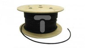 Kabel solarny 1x4mm2 czarny 18201 /bębnowy/