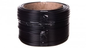 Przewód instalacyjny H07V-K (LgY) 1,5 czarny /100m/