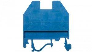 Złączka szynowa gwintowa 4mm2 niebieska VS 4 PAN 003901038