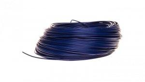 Przewód instalacyjny H05V-K 0,5 niebieski morski 4510161 /100m/