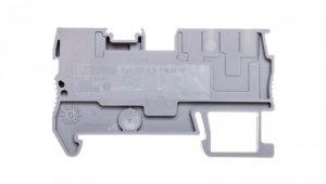Złączka szynowa 4-przewodowa 4mm2 szara PT 2,5-TWIN/1P 3209633 /50szt./