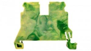 Złączka 2-przewodowa PE 2,5mm2 żółto-zielona 870-907