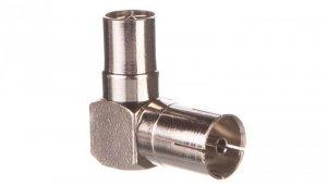 Wtyk - adapter kątowy IEC - IEC 11391