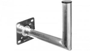 Uchwyt ścienny aluminiowy do anteny /odstęp 350mm/ 67301