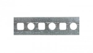 Taśma montażowa perforowana 17x0,75mm 5055 L II 17 1471171 /10m/