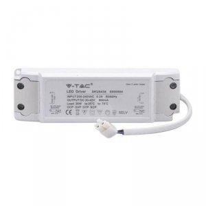 Zasilacz do Paneli LED 36W High Lumen 30-42V 860mA 230V V-TAC VT-6136