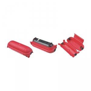 Bezpieczna Wodoodporna Skrzynka Ogrodowa V-TAC IP44 212x82x72mm VT-1124-3