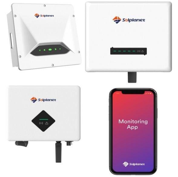 TRÓJFAZOWY INWERTER SOLPLANET ASW8000-T