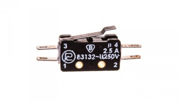 Łącznik miniaturowy z napedem dodatkowym 83132s54AR-14,75 W0-59-682721