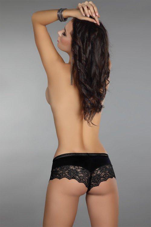 Asami Black majtki LC 6048 rozmiar - L
