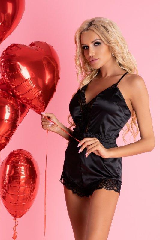 Tarissam Black LC 90565 Scallo Collection rozmiar - S/M