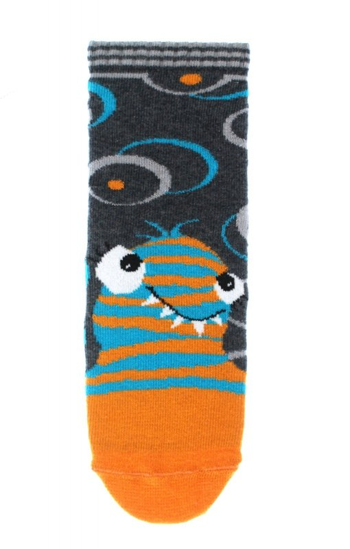 Skarpety Bratex 9706 Happy Socks Kids Boy 22-29