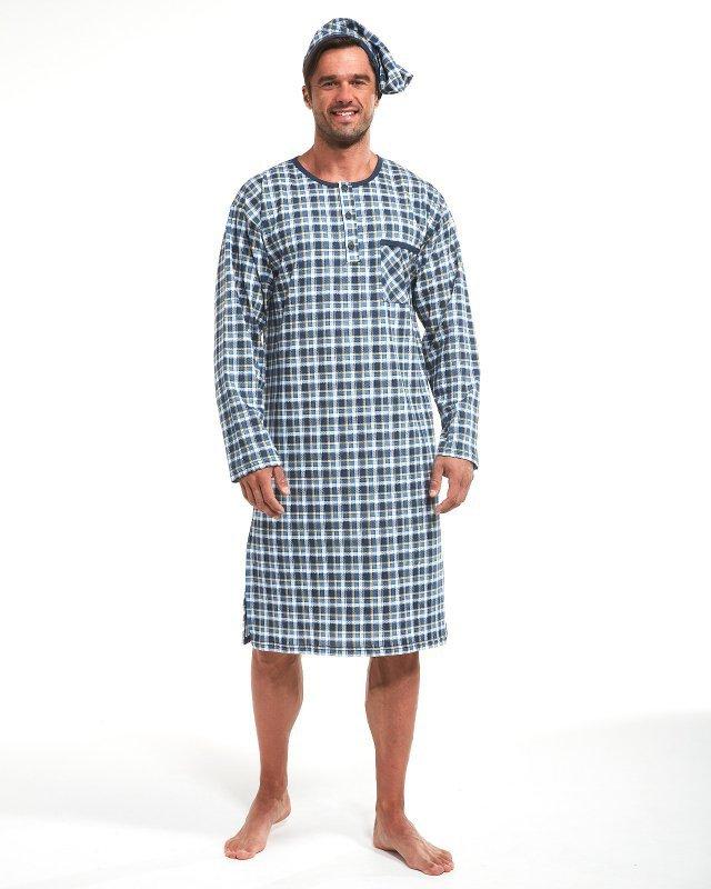 Koszula Cornette 110/640104 dł/r S-2XL męska