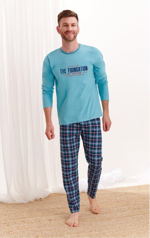 Piżama Taro Leo 2264 długi rękaw M-2XL Z20