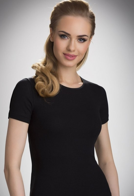 Koszulka Eldar Natasza Plus Czarna