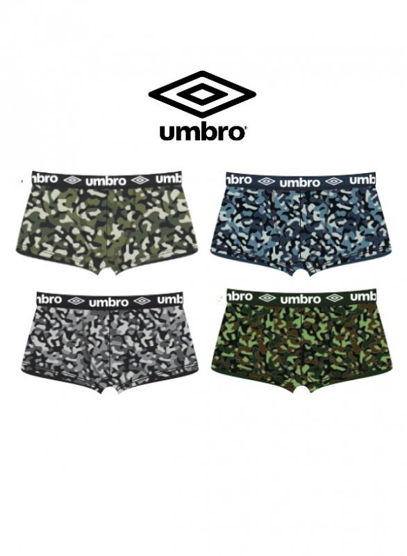 Bokserki Umbro 0220 Mens Trunk