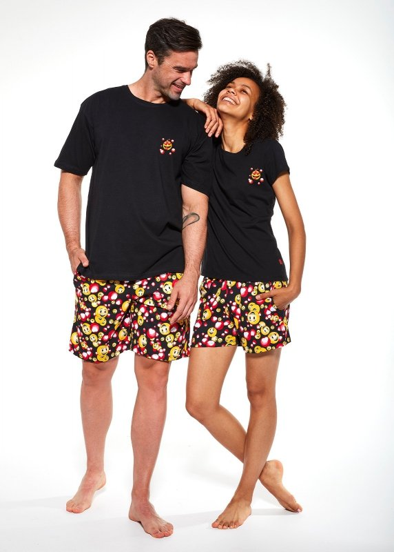 Piżama Cornette 398/189 Funny kr/r M-XL damska