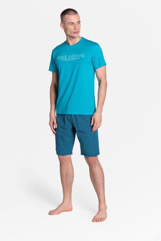 Piżama Henderson 38883 Dojo kr/r M-3XL