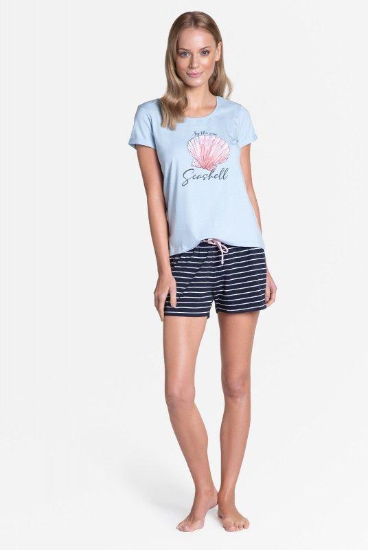 Piżama Henderson Ladies 38896 Tickle kr/r S-XL