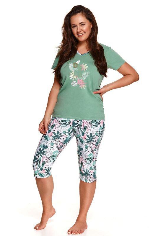 Piżama Taro Donata 2187 kr/r 4XL-6XL L'21
