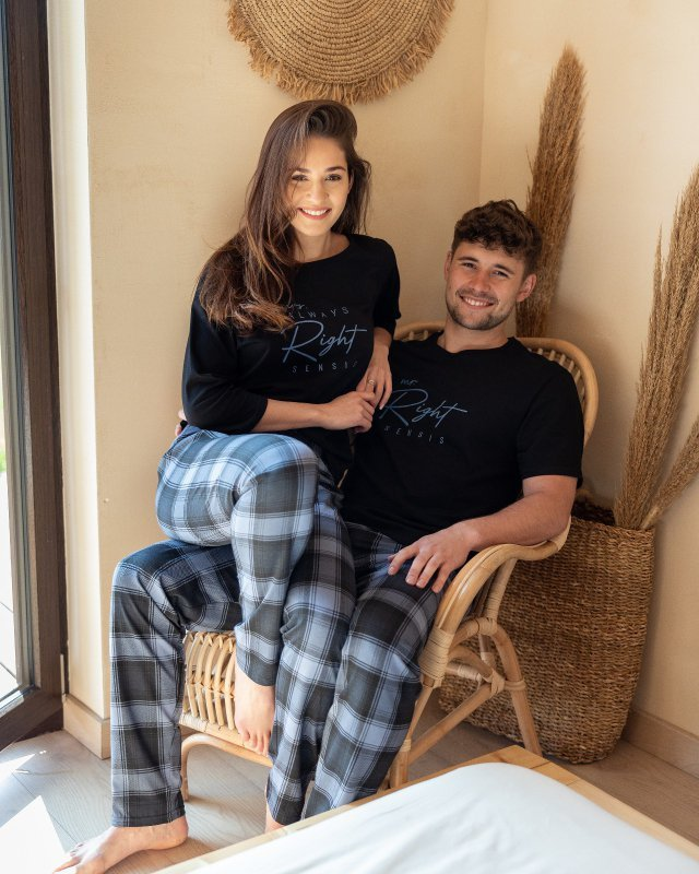 Piżama Sensis Vicky 3/4 S-XL