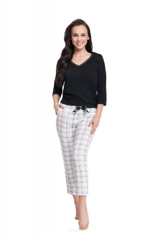 Piżama Luna 609 3/4 3XL damska