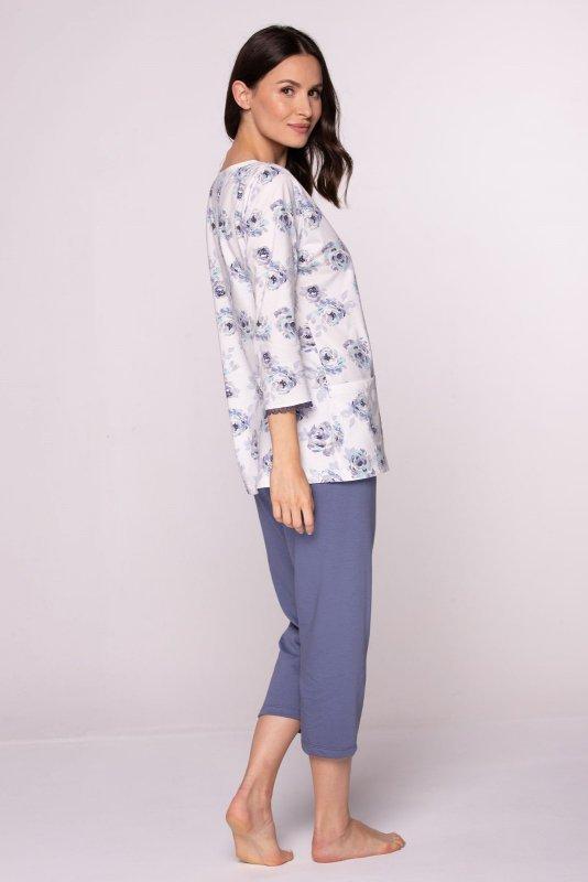 Piżama Cana 569 dł/r M-XL
