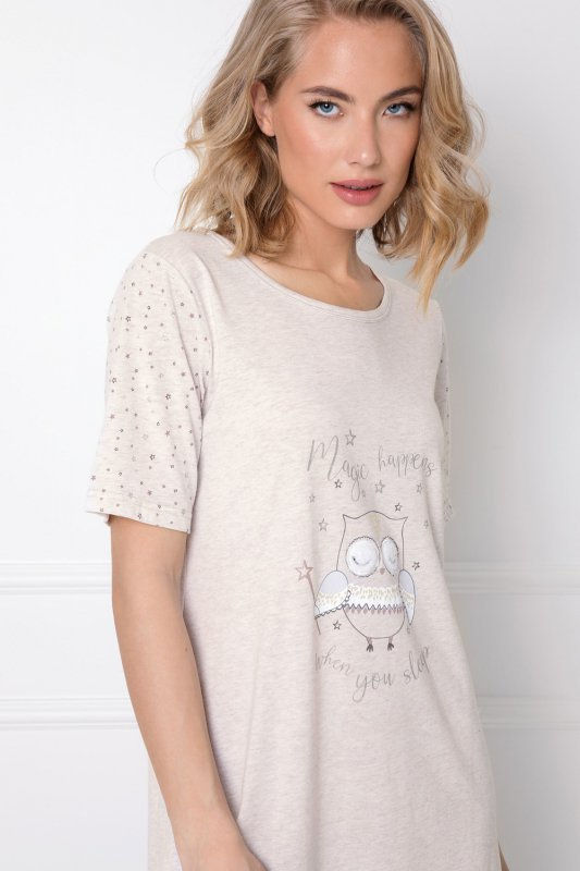 Koszula Aruelle Willow Nightdress kr/r XS-2XL