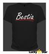 Zestaw koszulek dla par PIĘKNA BESTIA