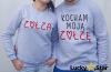 Bluzy DLA PAR ZOŁZA