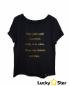 Koszulka Damska Masz jakieś wady?