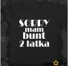 Koszulka dziecięca (1) SORRY mam bunt 2 latka