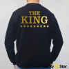 Bluzy dla par THE KING HIS GUEEN