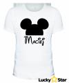 Zestaw Koszulek Myszka z Twoim imieniem