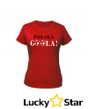 Koszulka Damska POLSKA GOOLA!