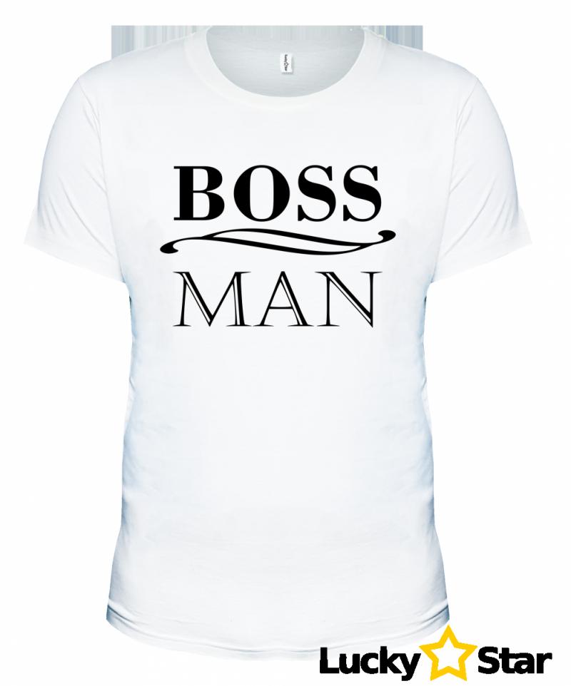 Zestaw Koszulek rodzinnych BOSS